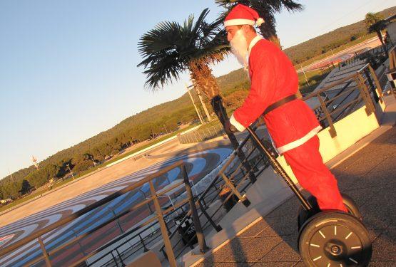 Le Père Noël ne sera pas une ordure