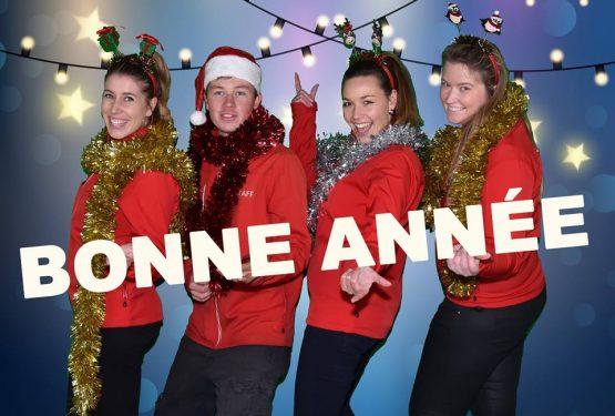 Toute notre équipe vous souhaite d'excellentes fêtes de fin d'année !!!